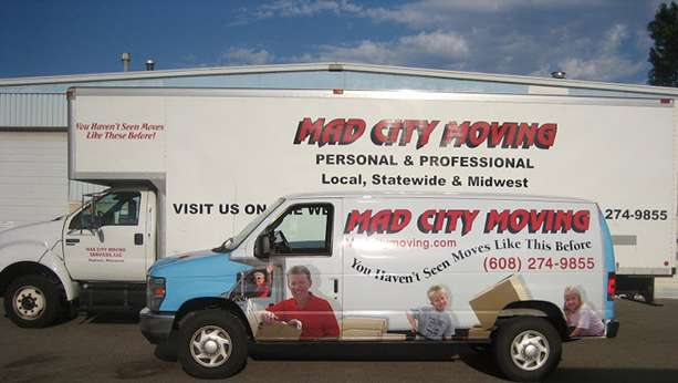 Mad City Moving - Residential