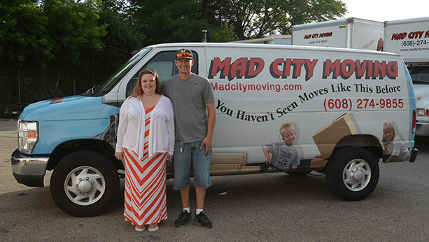 Mad City Moving - Supplies